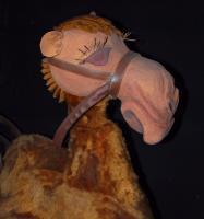 Pantomime Camel
