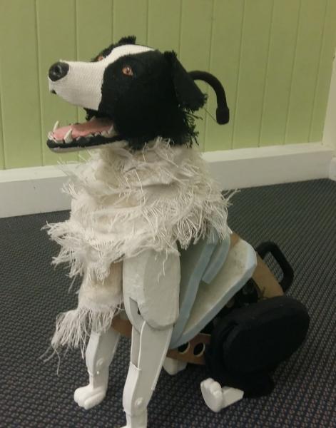 Sheepdog puppet (Under Construction)